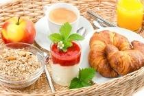 Kinder paas ontbijt