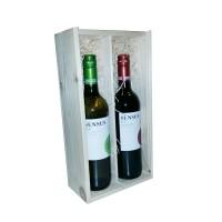 Kistje wijn